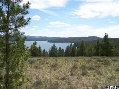 Dell, Anaconda, Wise River, Butte Residential Lots & Land For Sale: Lot 43 Badger Bay