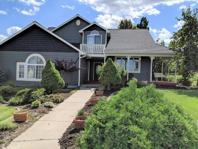 Missoula Single Family Home For Sale: 4545 Scott Allen