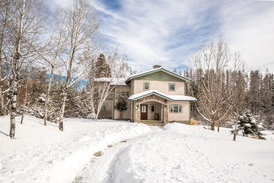 Flathead County Single Family Home For Sale: 8 Rivertrail Court