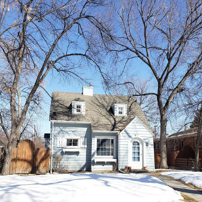 Great Falls  Single Family Home For Sale: 2215 2nd Avenue South