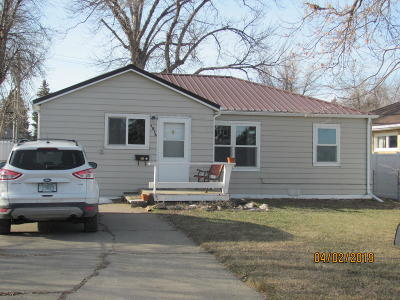 Great Falls  Single Family Home For Sale: 1816 8 Avenue South