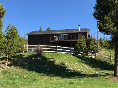 Flathead County Single Family Home For Sale: 118 Bear Cat Trail