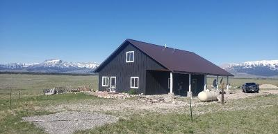 Choteau Single Family Home For Sale: 7 Blackleaf Cutacross Rd Road