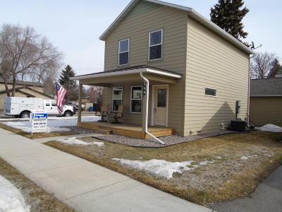 Missoula Single Family Home For Sale: 1502 Kemp Street