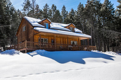 Lakeside Single Family Home For Sale: 370 Blacktail Road