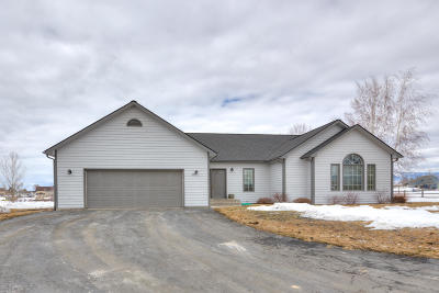 Missoula Single Family Home For Sale: 1475 Cresthaven Drive