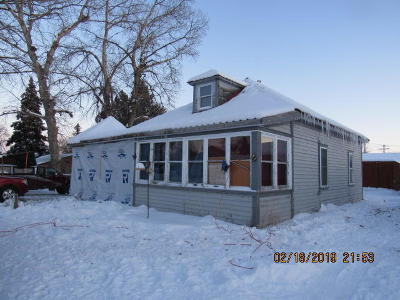 Single Family Home For Sale: 714 4th Street North West