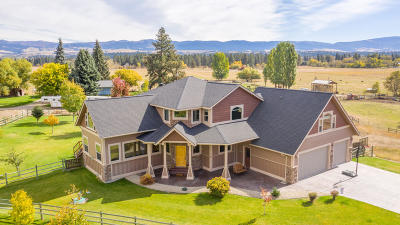 Florence MT Single Family Home For Sale: $419,000