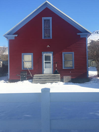 Drummond Single Family Home For Sale: 130 East Broad Street