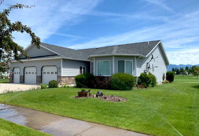 Flathead County Single Family Home For Sale: 169 Palmer Drive