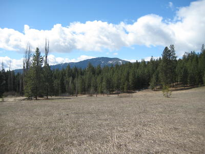 Missoula County Residential Lots & Land For Sale: Nhn Issac Creek Road