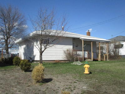 Columbia Falls, Hungry Horse, Martin City, Coram Single Family Home Under Contract Taking Back-Up : 1009 8th Street West