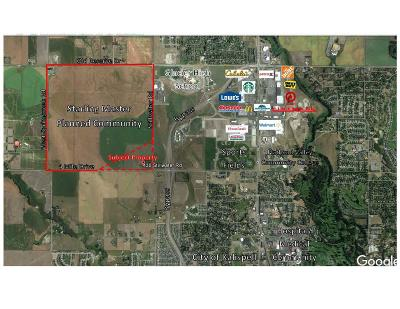 Kalispell Residential Lots & Land Under Contract Taking Back-Up : 430 Stillwater Road