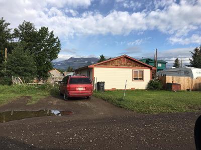 East Glacier Park Single Family Home For Sale: 204 Rita Street