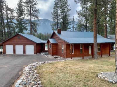 Thompson Falls Single Family Home For Sale: 84 Steamboat Way East