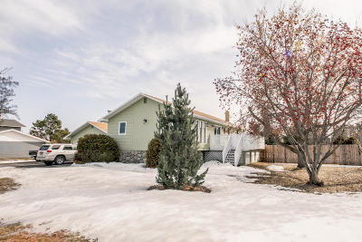Kalispell Single Family Home Under Contract Taking Back-Up : 36 Winchester Street