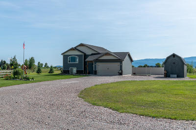 Kalispell Single Family Home For Sale: 315 Sky Ranch Lane