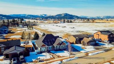 Kalispell Single Family Home Under Contract Taking Back-Up : 435 Triple Creek Drive