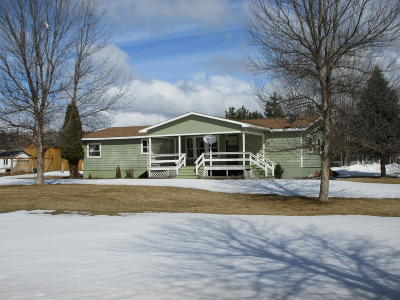 Single Family Home For Sale: 16501 Beeler Road