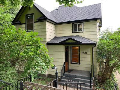 Missoula Single Family Home For Sale: 1121 Poplar Street