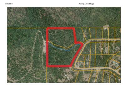 Residential Lots & Land For Sale: Nhn Cabin City Loop