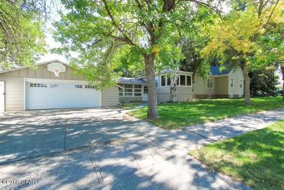 Great Falls Single Family Home Under Contract Taking Back-Up : 2901 1st Avenue South