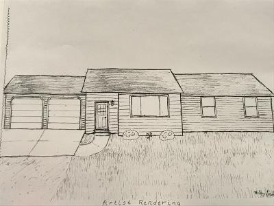 Corvallis Single Family Home Under Contract Taking Back-Up : 445 Joseph Drive