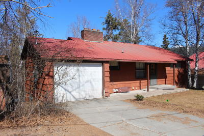 Whitefish Single Family Home Under Contract Taking Back-Up : 1230 Birch Hill Drive