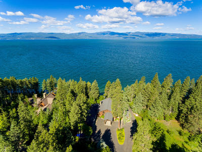 Bigfork Single Family Home For Sale: 9278 Mt Hwy 35