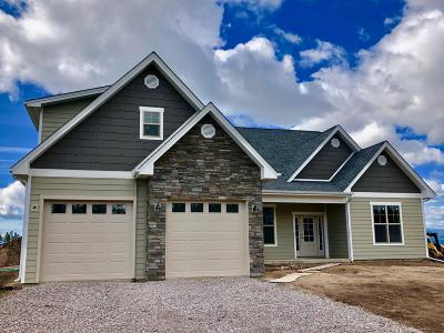 Kalispell Single Family Home For Sale: 346 Spruce Meadows Loop