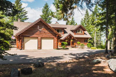 Flathead County Single Family Home For Sale: 500 Panorama Hill