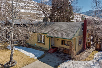 Missoula Single Family Home For Sale: 607 East Sussex Avenue