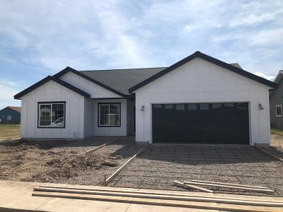 Kalispell Single Family Home For Sale: 1080 Clark Fork Drive
