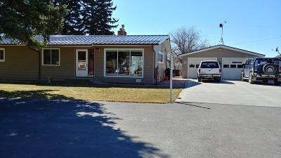 Choteau Single Family Home For Sale: 4218 Us Highway 89