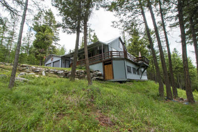 Kalispell Single Family Home For Sale: 117 Frontier Trail