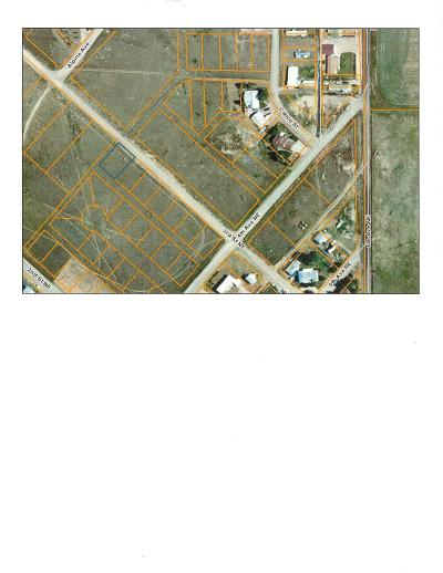 Cut Bank Residential Lots & Land For Sale: Lot 001 3rd Street North East