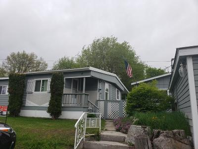 Polson Single Family Home For Sale: 506 14th Avenue East