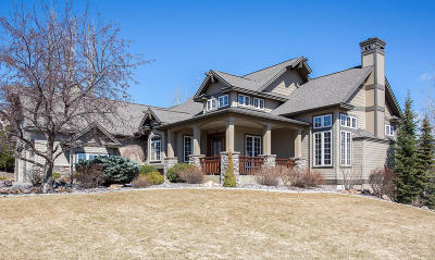 Missoula Single Family Home For Sale: 2708 Pinnacle Place
