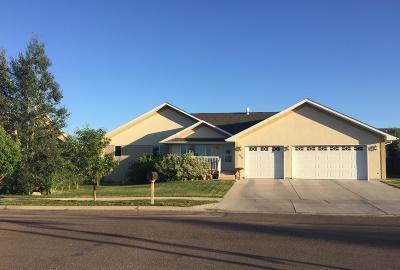 Great Falls, Black Eagle, Belt, Ulm Single Family Home For Sale: 1312 Camas Drive