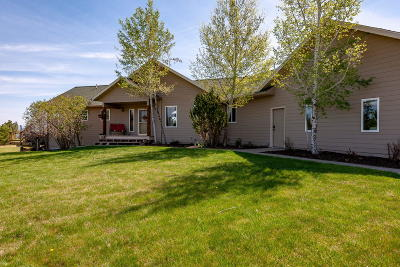 Kalispell Single Family Home For Sale: 210 Last Best Place