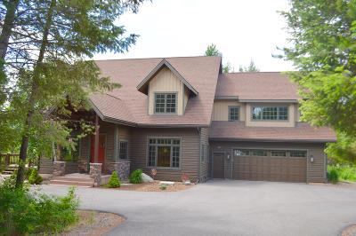 Whitefish Single Family Home For Sale: 177 Timbered Terrace