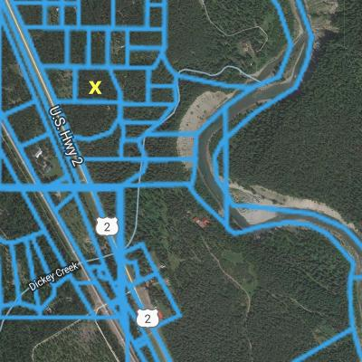 Flathead County Residential Lots & Land For Sale: 14720 Us-2
