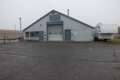Kalispell Commercial For Sale: 56 3rd Avenue West North