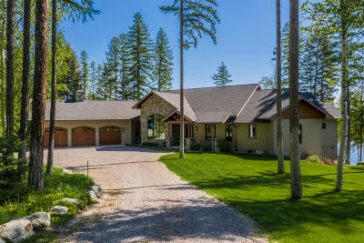 Whitefish Single Family Home For Sale: 775 Leksand Trail
