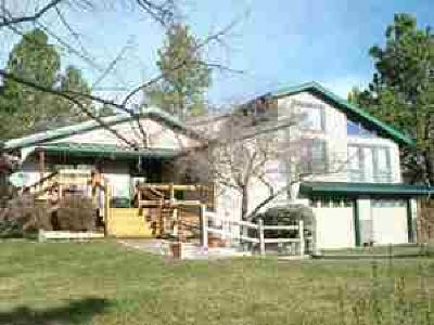 Jefferson County Single Family Home Under Contract Taking Back-Up : 141 South Hills Road