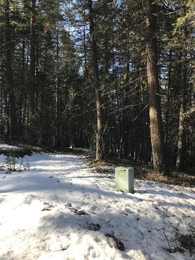 Kalispell Residential Lots & Land Under Contract Taking Back-Up : Nhn Tall Timber Trail