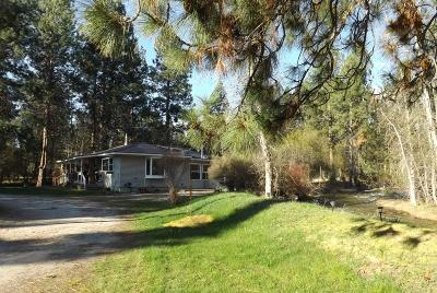 Victor Single Family Home For Sale: 2040 Middle Bear Creek Road