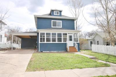 Great Falls Single Family Home For Sale: 1314 5th Avenue North