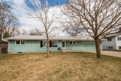 Kalispell Single Family Home Under Contract Taking Back-Up : 479 6th Ave W North