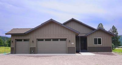 Seeley Lake Single Family Home For Sale: 1046 Golf View Drive